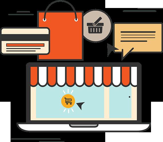 Internetinės svetainės, e-parduotuvės kūrimo kaina